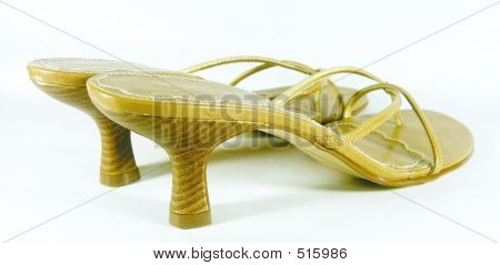 Tan Sandals 3