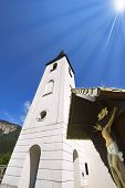 Small Mountain Church - Obersch�tt Austria
