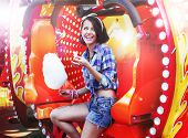 stock photo of funfair  - Lifestyle - JPG