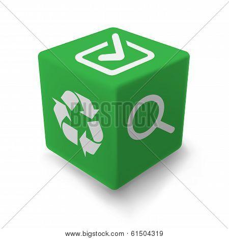 Green Ecology Cube