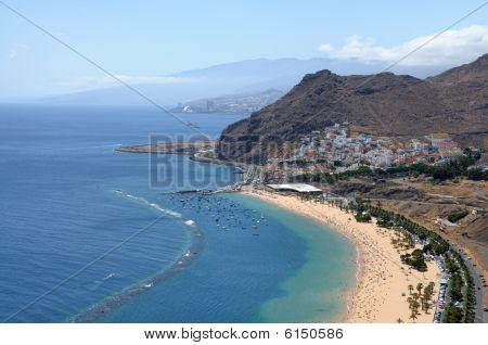 Playa De Las Teresitas And San Andres, Tenerife