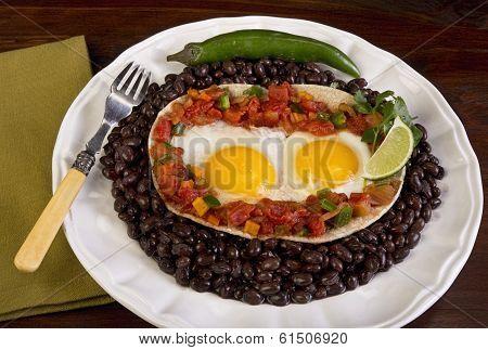 Mexican Breakfast.