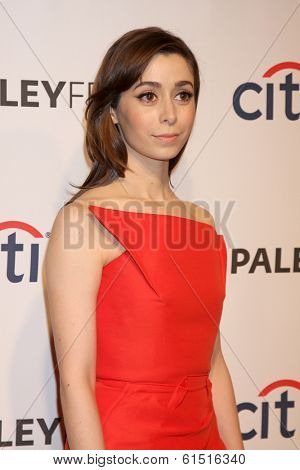 LOS ANGELES - MAR 15:  Cristin Millioti at the PaleyFEST -