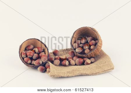 Nuts And Coconut