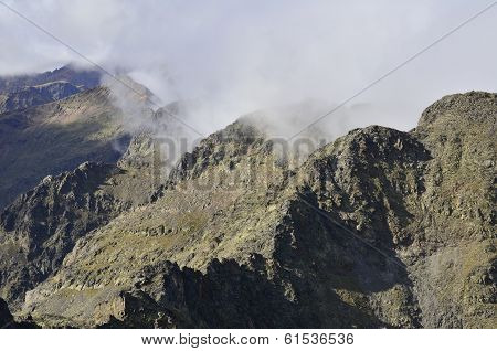 The Pyrenees in Andorra