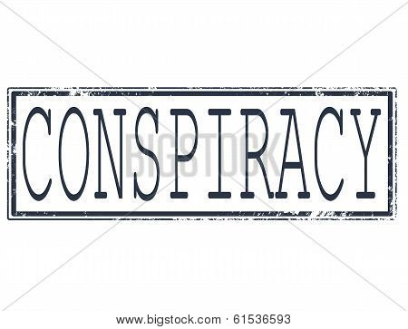 Conspiracy Stamp