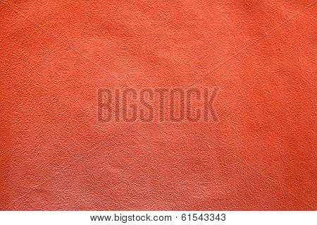 Textured Orange Paper