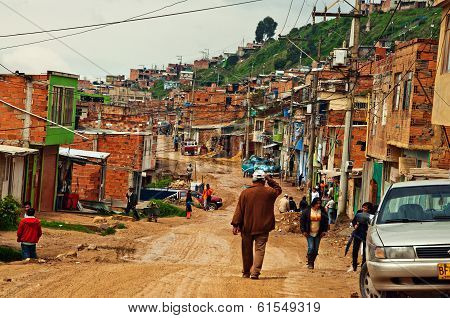 Soacha Street Scene