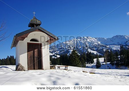 Chaple Bavaria Germany