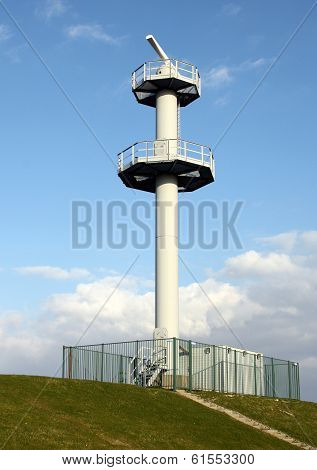 Radar instalation