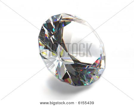 Diamond gemstone