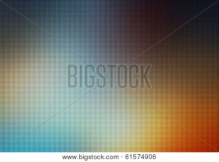 Tech vector background