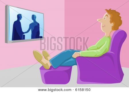 Watching TV - The Major Leisure Activity In The US