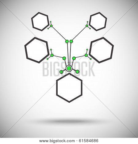 Nanorobot Gray-green