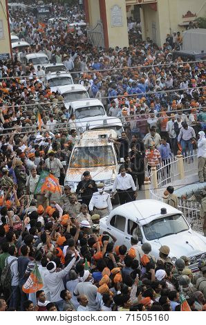 Narendra Modi coming to Varanasi