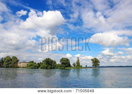 Schwerin Lake, Germany