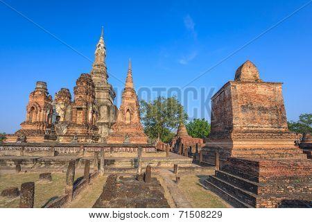 Sukothai Thailand
