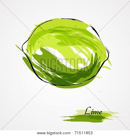 Lime whole