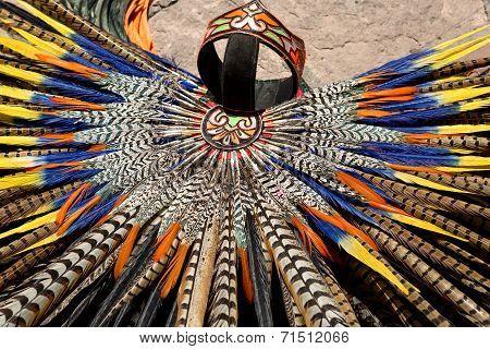 Mayan Headdress Closeup