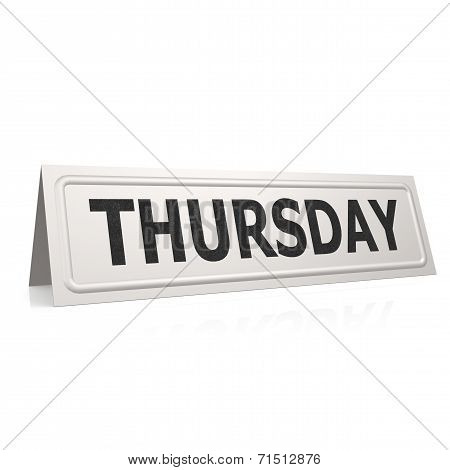 Thursday Board