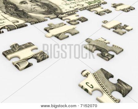 Dollar concept.