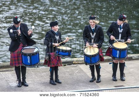 Scottish Musicien Drummer5