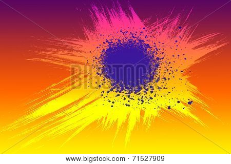 Bright Colourful Background
