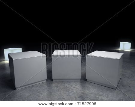 Empty Plinth