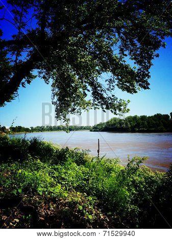 Missouri Riverbank