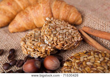 Peanut Brittle And Hazel