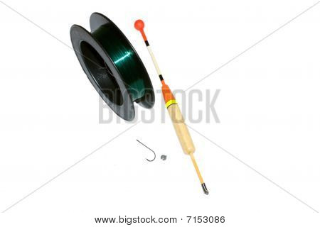 Float, Scaffold, Hook, Sinker