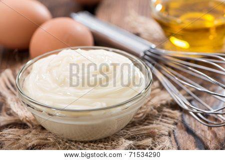 Fresh Mayonnaise