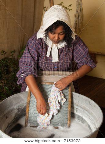 Victorian Laundry