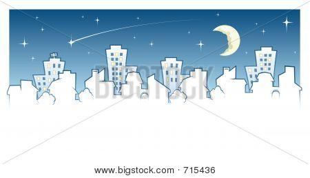 Town Skyline