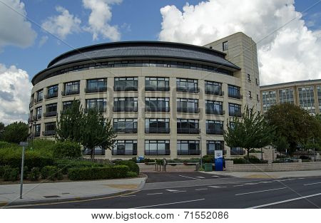 Thames Water Headquarters, Reading