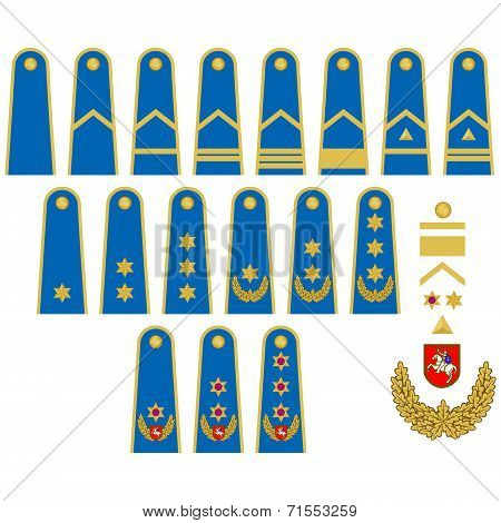 Lithuanian Air Force Insignia