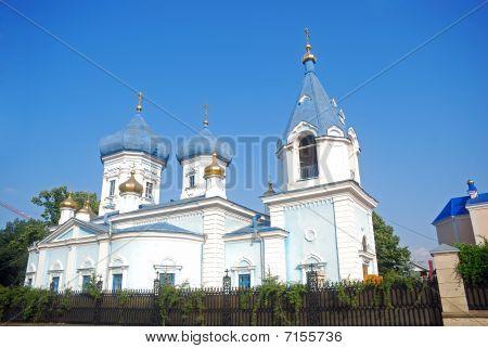 Monastery, Chisinau, Moldova