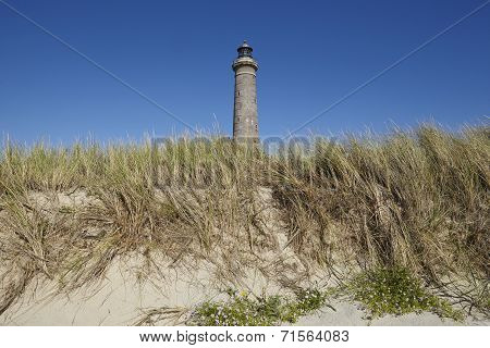 Skagen (denmark) - Lighthouse Grey Tower