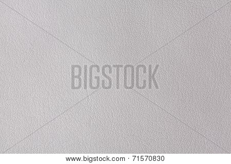 Background With Texture Of Grey Leather