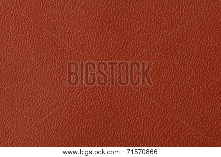 Background With Texture Of Brown Leather