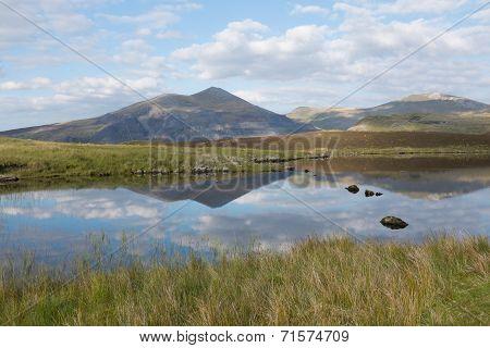 Llyn Dwythwch Reflections