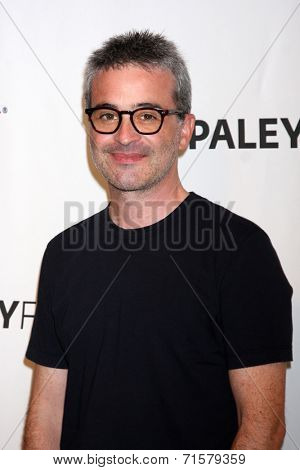 LOS ANGELES - SEP 7:  Alex Kurtzman at the Paley Center For Media's PaleyFest 2014 Fall TV Previews - CBS at Paley Center For Media on September 7, 2014 in Beverly Hills, CA
