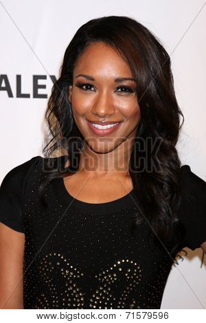 LOS ANGELES - SEP 6:  Candice Patton at the Paley Center For Media's PaleyFest 2014 Fall TV Previews - The CW  at Paley Center For Media on September 6, 2014 in Beverly Hills, CA