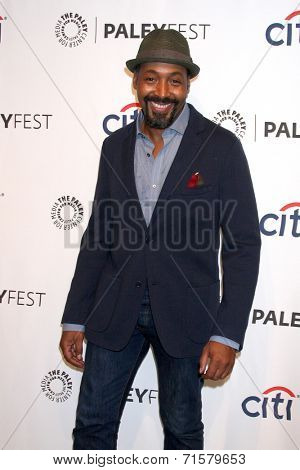 LOS ANGELES - SEP 6:  Jesse L. Martin at the Paley Center For Media's PaleyFest 2014 Fall TV Previews - The CW  at Paley Center For Media on September 6, 2014 in Beverly Hills, CA