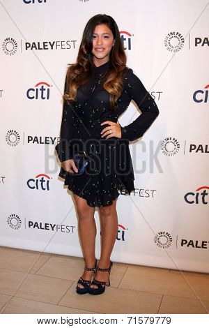 LOS ANGELES - SEP 6:  Gina Rodriguez at the Paley Center For Media's PaleyFest 2014 Fall TV Previews - The CW  at Paley Center For Media on September 6, 2014 in Beverly Hills, CA