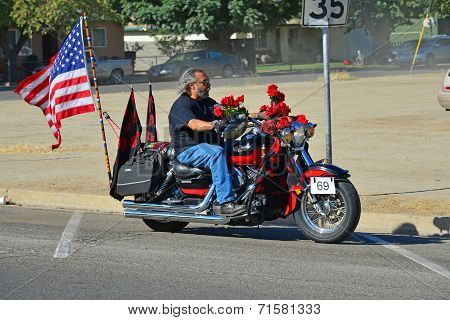 Parade Motorcycle