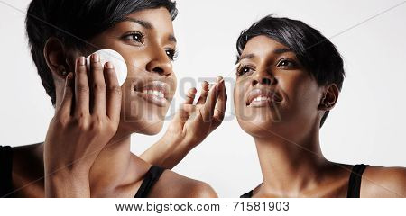 Black Skin Cleansing
