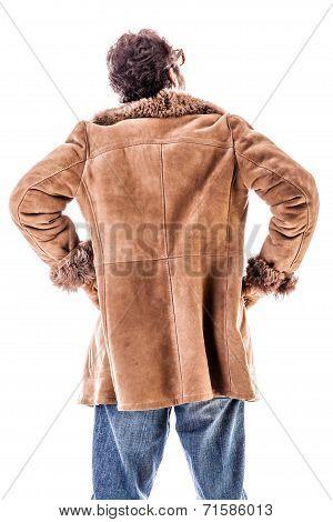 Sheepskin Back