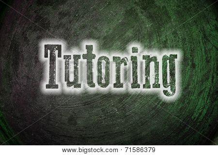 Tutoring Concept
