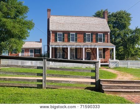 Clover Hill Tavern At Appomattox National Park